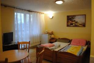 Pokoje 3-osobowe